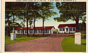 Donway Motor Court Walterboro SC p30209 (Image1)