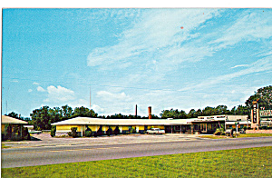 Carolina Wren Motel SC Car ca 1959 p30210 (Image1)