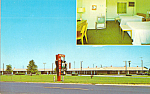 The Miller Motel Millbury OH Pstcard p30225 (Image1)
