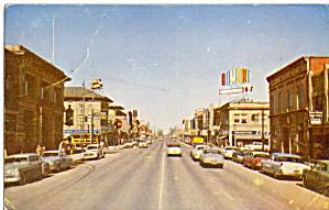 Main Street Twin Falls ID p30226 Cars 1940s,1950s (Image1)