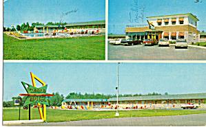 Canada Motel, Berthierville Quebec,Canada (Image1)