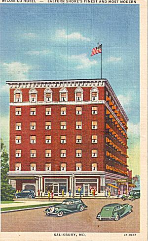 Wicomico Hotel Salisbury  Maryland p30242 (Image1)