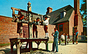 Public Gaol Jail Williamsburg VA p30293 (Image1)