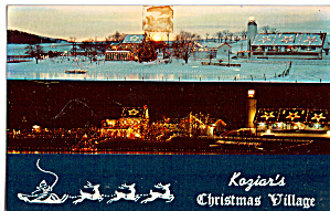 Koziar s Christmas Village Bernville PA p30296 (Image1)