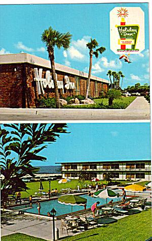 Holiday Inn Titusville FL Postcard p30303 (Image1)