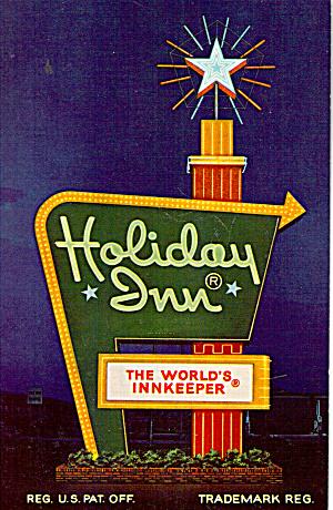 Holiday Inn Ft. Madison Iowa Postcard p30304 (Image1)