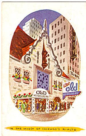Eitel Old Heidlberg Restaurant Chicago  IL p30334 (Image1)