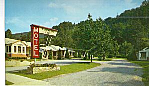 Gatlinburg Court Motel Gatlinburg TN Postcard p30342 (Image1)