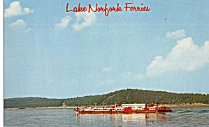 Lake Norfork Ferries  Northern Arkansas p30390 (Image1)