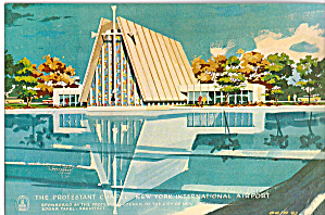 Protestant Chapel, New York International Airport (Image1)