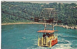 Spanish Aerocar Over The Whirlpool Rapids Niagara Falls p30402 (Image1)