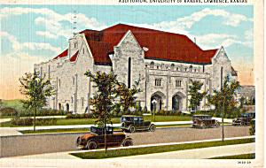 Auditorium,University of Kansas Lawrence KS  p30437 (Image1)