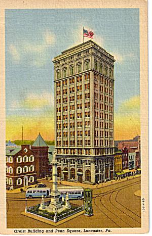 Greist Building Penn Square Lancaster PA p30440 (Image1)