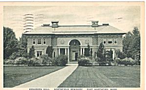 Kenarden Hall Northfield Seminary East Northfield  MA p30448 (Image1)