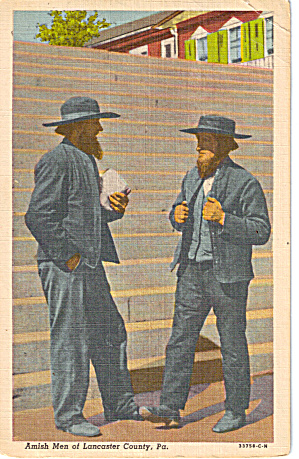 Amish Men of,Lancaster County PA p30452 (Image1)