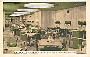 Kellogg s Restaurant New York City 1955 p30585 (Image1)