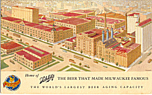 Jos Schlitz Brewing Co. Brewery, Milwaukee,WI (Image1)