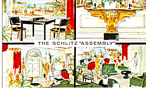 Jos Schlitz Brewing Co Schlitz Assembly Milwaukee WI p30603 (Image1)