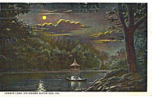 Lenape Lake Delaware Water Gap PA p30608 (Image1)