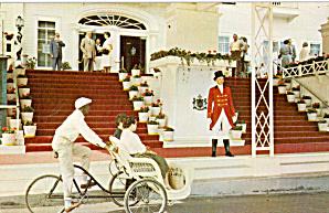 Tricycle Chair Grand Hotel Mackinac Island MI p30624 (Image1)