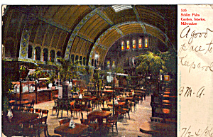 Jos Schlitz Brewing Co. Palm Garden Interior, Milwaukee,WI (Image1)