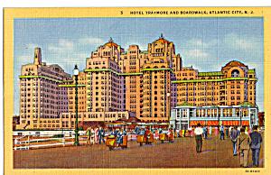 Hotel Traymore Atlantic City NJ Rolling Chairs p30655 (Image1)