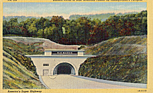 Blue Mountain Tunnel, Pa Turnpike