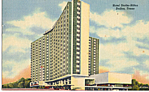Hotel Statler Hilton Dallas Texas p30704 (Image1)