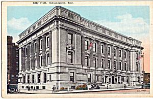 City Hall Indianapolis Indiana p30705 (Image1)