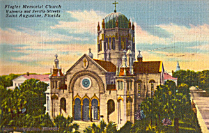 Flager Memorial Church, Saint Augustine, FL (Image1)
