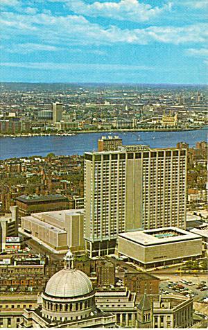 Sherato Bostton Hotel Boston, MA p30739 (Image1)