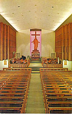 Interior, Messiah Lutheran Philadelphia  PA p30761 (Image1)