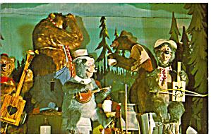 Country Bear Jamboree,Walt Disney World p30763 (Image1)