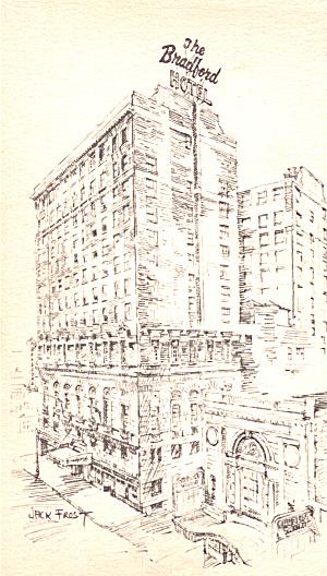 Hotel Bradford Tremont Street Boston MA p30784 (Image1)