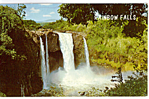 Rainbow Falls, Hilo, Hawaii (Image1)