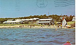 Chatham Tides Motel S Chatham Cape Cod  MA p30800 (Image1)
