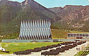 Court of Honor Tri Faith Chapel Air Force Academy p30801 (Image1)