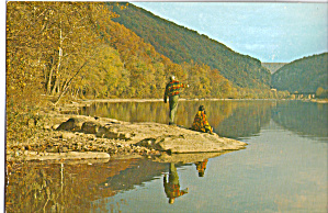 Fishing On The Potomac Harper S Ferry West Virginia P30814