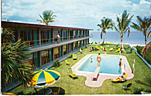 Beachside Motel And Apartments Fort Lauderdale Florida P30831