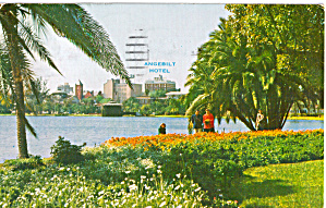 Angebilt Hotel Orlando Florida and Lake Eola p30835 (Image1)