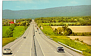 Pennsylvanis Turnpike 14 Mile Straightaway Carlise to Blue Mountain (Image1)