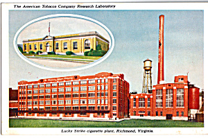 Lucky Strike Cigarette Plant Richmond Virginia p30847 (Image1)
