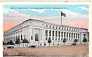 Washingto DC City Post Office djoining Union Station (Image1)