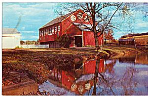 Hex Barn Pennsylvania Dutch Country p30874 (Image1)