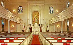 Lutheran Church of The Holy Trinity Lancaster Pennsylvania p30885 (Image1)