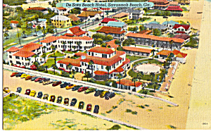 De Soto Beach Hotel, Savannah Beach, Georgia (Image1)