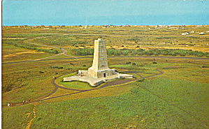 Wright Brothers National Memorial Kill Devil Hills North Carolina P30888