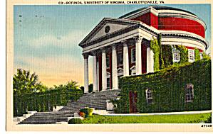 Rotunda University of Virginia Charlottesville Virginia p30891 (Image1)