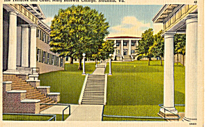 Terrace and Court, Mary Baldwin College, Staunton, Virginia (Image1)