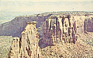 Independence Monument, Colorado National Monument (Image1)